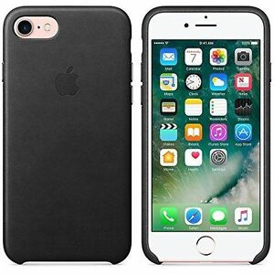 iphone 7 case leather black