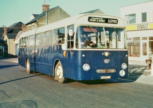 inc ex-LT RT buses J Lloyd 10 6x4 Colour Print Photos Nuneaton Buses SET A
