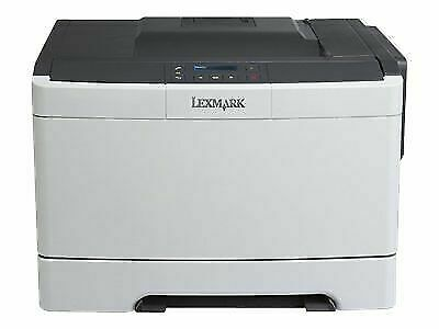 New ! Lexmark CS310dn Wireless Color Photo Laser Printer #28