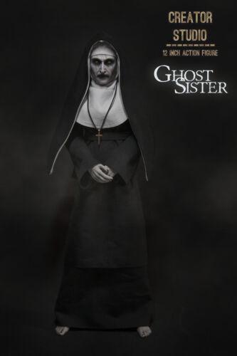 Creator Studio CS001 Ghost Sister the nun 1/6 action figure in stock