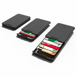 The-Ingenious-Wallet-BLACK-with-RFID-Blocking-Card-The-MINIMALIST-amp-INGENIOUS-NEW