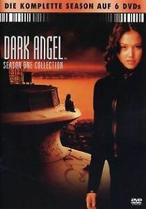 Dark-Angel-Season-1-6-DVDs-von-David-Nutter-DVD-Zustand-gut