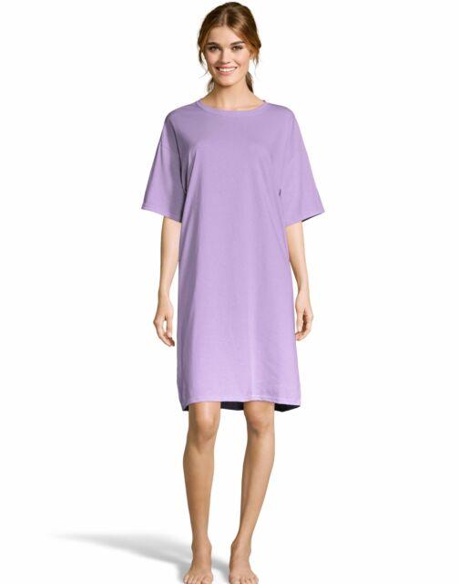 Details about  /Hanes Women/'S Wear Around Nightshirt