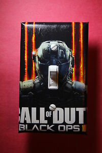 Call of duty black ops 3 video game light switch cover for Black ops 3 decorations