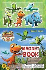 Dinosaur Train Magnet Book (Dinosaur Train) (Magnetic Play Book) - Acceptable -