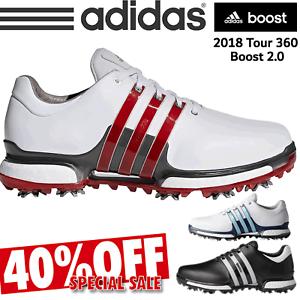 sports shoes dc699 a04f8 Caricamento dellimmagine in corso ADIDAS-Tour-360-Boost-2-0 -Impermeabile-Scarpe-