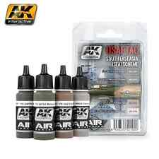 AK INTERACTIVE: set di pittura USAF TAC per schema Sud Est Asiatico (SEA) (AIR S