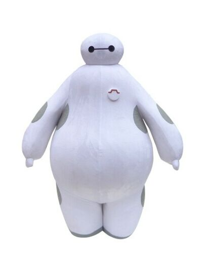 Baymax Robot Of Big Hero 6 Mascot Costume Cosplay Fancy Dress Outfit Suit UK