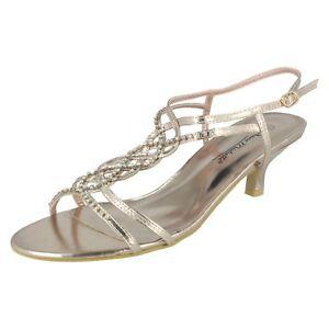 SALE Ladies Anne Michelle  Burgundy Sling Back Summer Casual Sandals Santorini