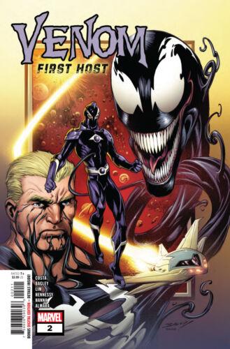 Venom First Host #2 Marvel Comics 2018 Regular or Variant Cover NM or VF//NM