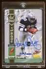 1994 ROOKIE SIGNATURE TONY DORSETT AUTOGRAPH #D /1000 PERFECT ON CARD SIGNATURE