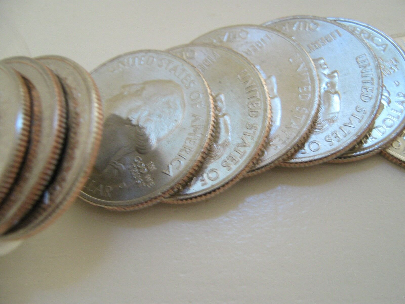 1999-2010 U.S. Commemorative Quarter Set & 2009 Distric