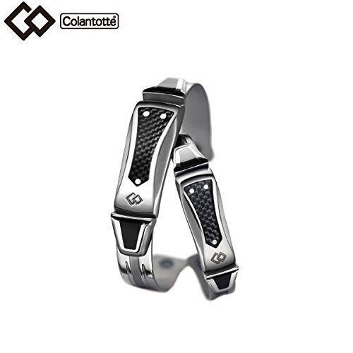 ha0727 Colantotte magtitan NEO Legend bracelet Size M Avengers Iron Man.