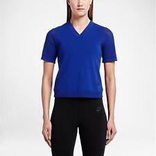 NikeLab Nike Tech Knit flyknit womens T-Shirt Size XS 728679-451 RRP £100