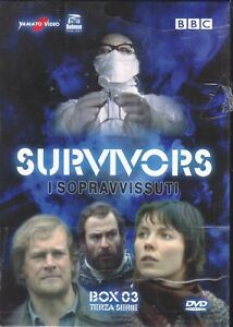 4-Dvd-Box-03-Cofanetto-SURVIVORS-I-SOPRAVVISSUTI-vol-1-4-epis-01-12-nuovo