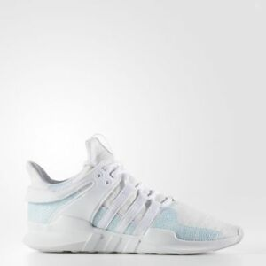 hot sale online 267e9 5f535 Image is loading Adidas-Originals-Eqt-Support-Adv-Ck-Parley-White-