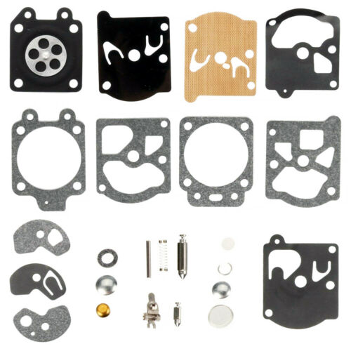 2pc Carburateur Diaphragme Joint Rebuild Kit Réparation Walbro K10-WAT WA WT Series