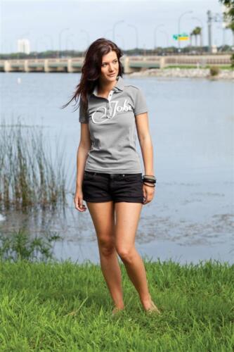 Jobe Polo Grace Polohemd Shirt Poloshirt Hemd Damen Surfen Wakeboard G-7 N 0 Weiterer Wassersport Bekleidung