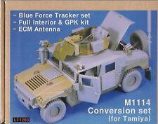 Legend M1114 Humvee Conversion Resin Brass Set Blue Force for Tamiya Kit LF1203