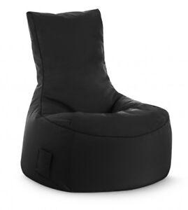 Sitzsack-Scuba-Swing-schwarz