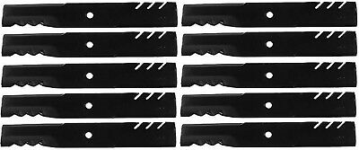 "6PK 18/"" Oregon G5 Gator Mower Blades Exmark 103-6387 103-6392 Toro 109-6873"