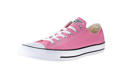 Converse Chuck Taylor All Star Low Top Shoes M9007 PinkWhite | eBay
