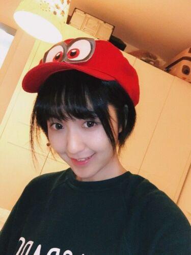 Erwachsene Kinder Super Mario Bros Mario Odyssey Cosplay Snapback Cap Hat Mütze