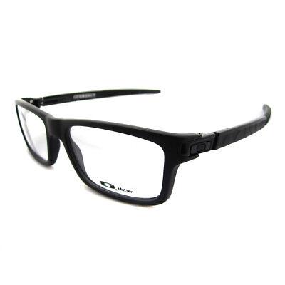 Oakley Eyeglass Frames Eyeglasses Frame Size 54 - Satin Black   eBay