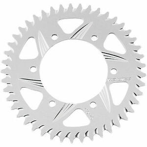 Vortex 526A-44 Silver 44-Tooth 520-Pitch Rear Sprocket
