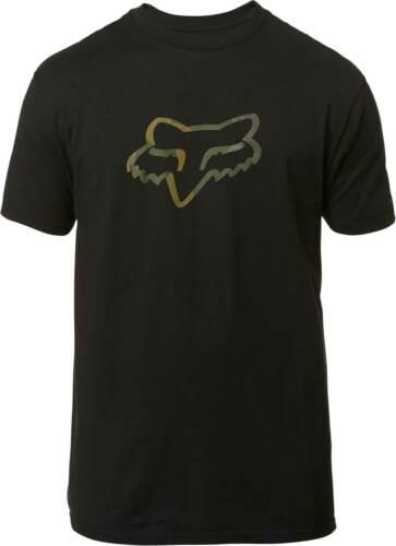 Short Sleeve Tee Mens Motocross MX MTB Fox Racing Legacy Fox Head T-Shirt