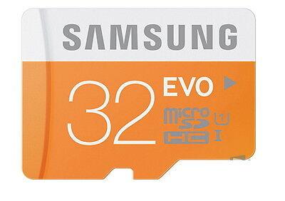 Genuine SAMSUNG Micro SD Card EVO Class 10 UHS-1  32GB