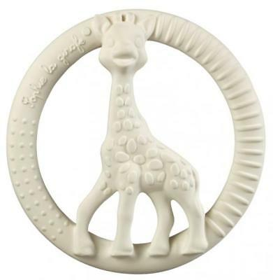 Angenehme SüßE Top Beissring So'pure Sophie La Girafe Energisch Neu Version Ring I Naturkautschuk I 0