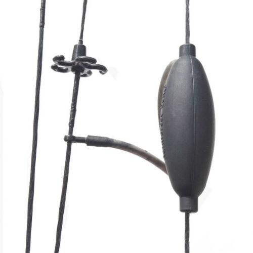 Archery Peep Sight Protector Guard Peephole Umbrella Compound Bow Soft Compact N