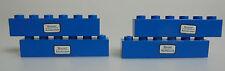 LEGO® Eisenbahn Beklebte Steine Basel Hamburg Brüssel 7715 164 7818 7745 78 12V