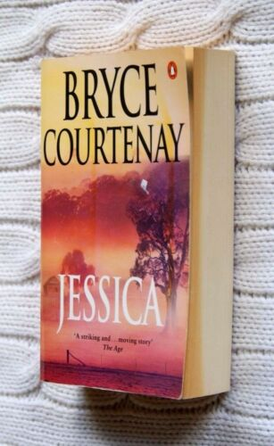 1 of 1 - Jessica by Bryce Courtenay (First Paperback edition, 1999), Like New, free post