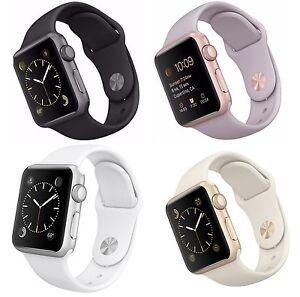 Apple Watch Sport 38MM Silver Aluminum Case Retina Display ...
