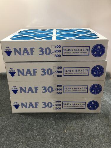 Lot OF 4 AIR FILTERS APC 0J-875-2013A 418 x 470 x 96 mm NAF 30 200