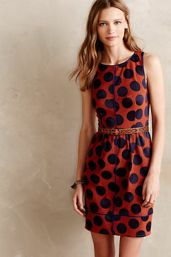 Anthropologie Rokin Dress by Maeve 8P 6P