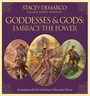 Goddesses & Gods: Embrace the Power: Invocations with the Feminine & Masculine Divine by Stacey Demarco (Hardback, 2015)