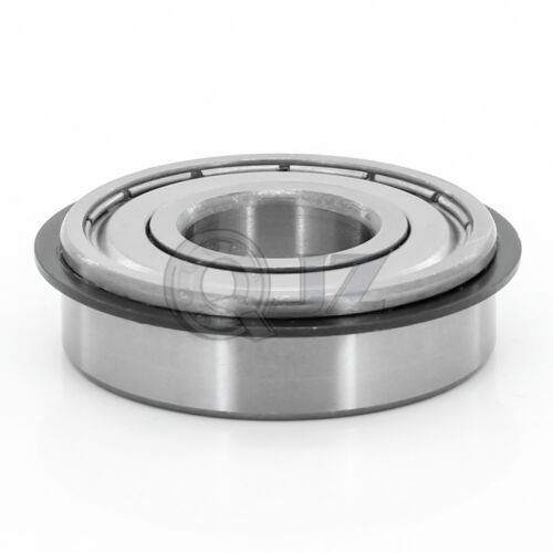 1x 6210-ZZ Ball Bearing 50mm x 90mm x 20mm Shielded Seal Metal w// Snap Ring