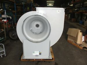 Details about GREENHECK FAN WITH LEESON 7 5 HP MOTOR #611246J