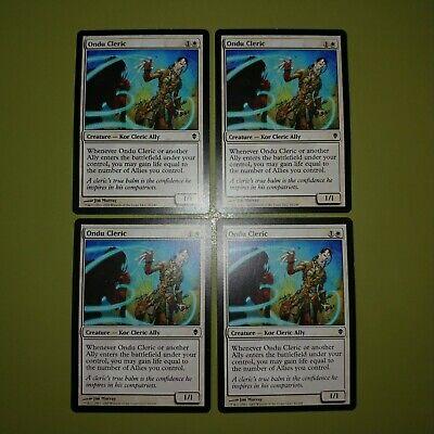 White Nemesis Mtg Magic Uncommon 4x x4 4 FOIL Noble Stand