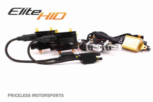 MORIMOTO XB Elite HID Sytem H4 9003 55W 6000K 3 Year Warranty Plug and Play Kit