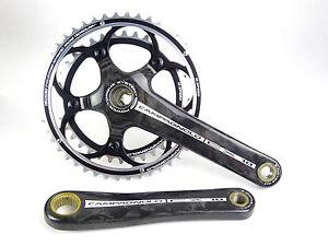 FSA Gossamer BB386 EVO Cyclocross Double Crankset 10//11 Speed 175MM  46//36