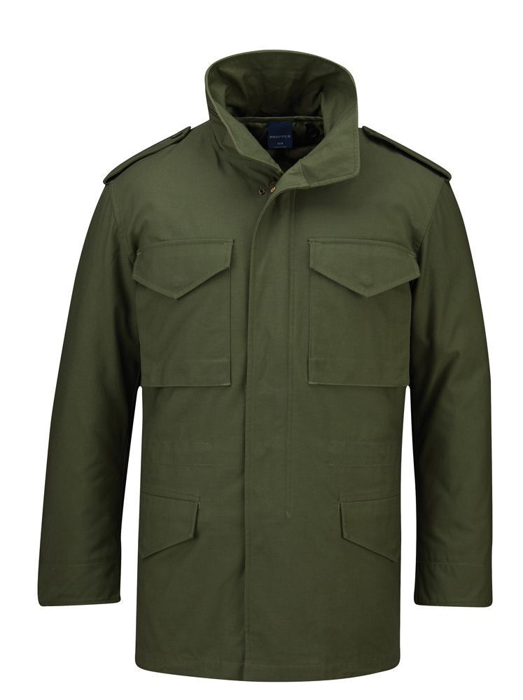 Propper M65 Field Coat with removeable quilted liner OLIVE