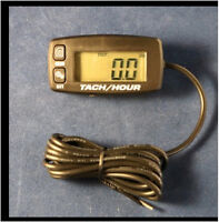 Inductive Tachometer/hour Meter With Maint Reminder For Spark Ignition Engines