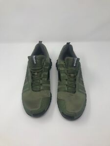 Reebok Men s ZigWild TR 2-M Running Shoes Men Size 8 Green Ash Grey ... 0fb048db5