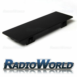 Single-DIN-CD-Player-Car-Radio-Stereo-Blanking-Fascia-Plate-Panel-Cover-Adapter