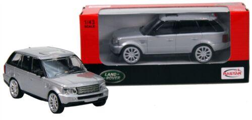 silbern Rastar 1:43 Range Rover Sport Modelauto