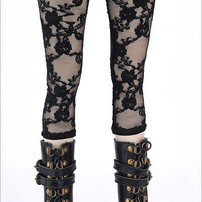 Solid Black Slash Leggings Pants Dollmore  1//3 BJD doll clothes  SD SIZE